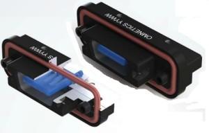 usb panel mount receptacle