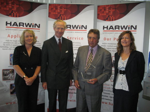 Genalog Harwin Distributor of the Year